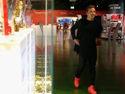 Mario Götze setzt sich beim Comeback nicht unter Druck
