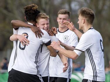 Deutschlands U19 trifft bei der Heim-EM unter anderem auf Österreich