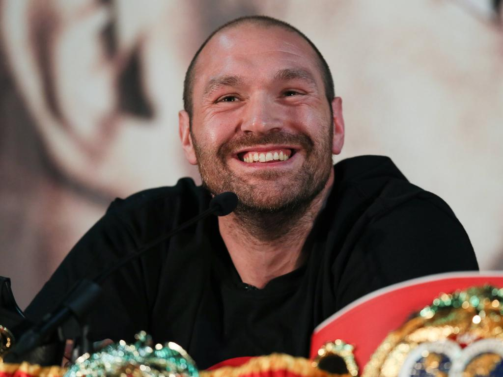 Tyson Fury warnt vor