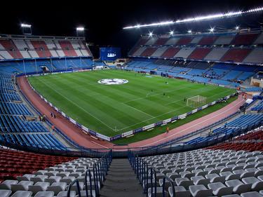 Das Vicente Calderón ist Austragungsort des Pokalfinales 2016