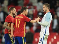 España es ahora mismo líder del Grupo G. (Foto: Imago)