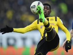Ousmane Dembélé soll seinen Urlaub für einen Abstecher nach England unterbrochen haben