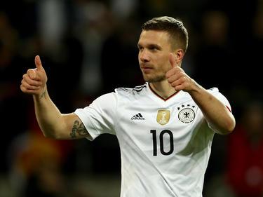 Lukas Podolski freut sich auf seinen Wechsel zu Vissel Kobe