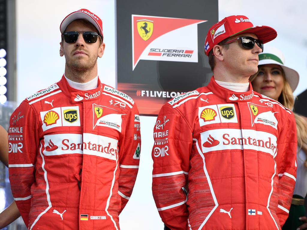 Ferrari-Schmach in Monza: Vettel-Boss schimpft: