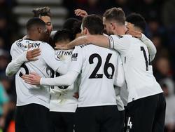 Der FC Liverpool feiert einen deutlichen Sieg in Bournemouth