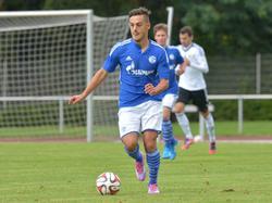 Dren Hodja spielte zuletzt für die Zweitvertretung des FC Schalke 04