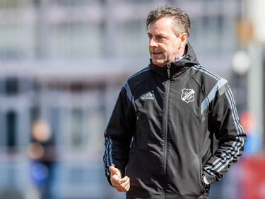 Alexander Fischinger verlässt Sand nach dem Pokal-Finale