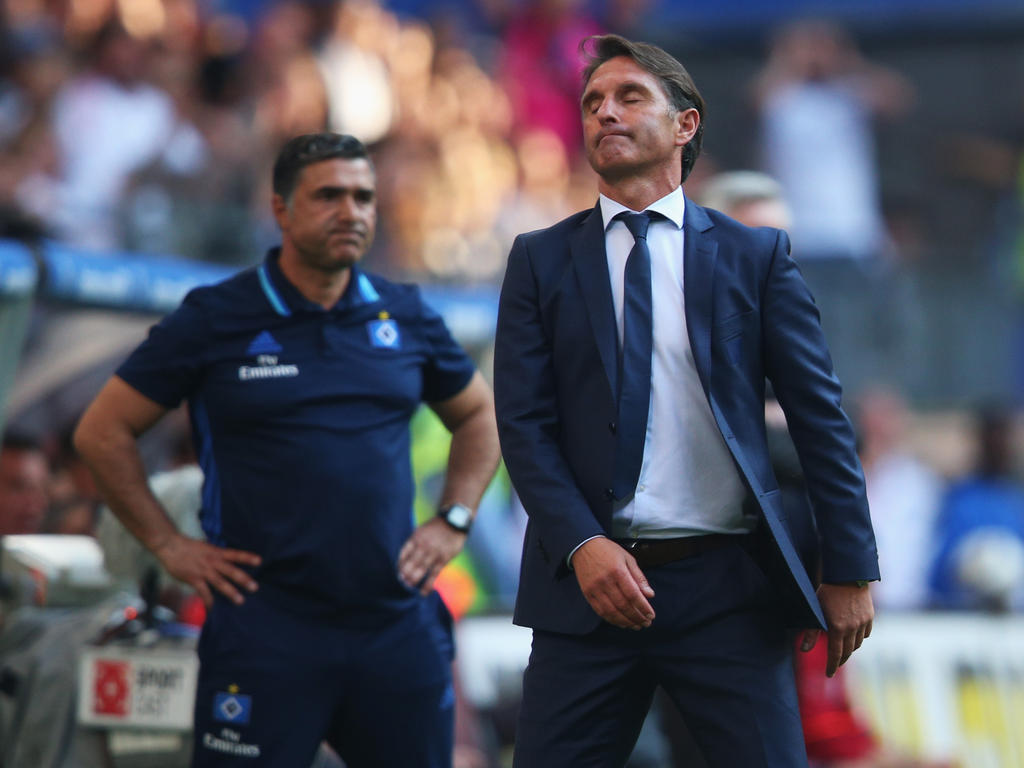 Bruno Labbadia ist nicht mehr Coach des HSV