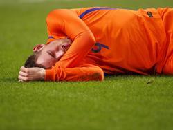 Holland muss gegen Luxemburg auf Vincent Janssen verzichten