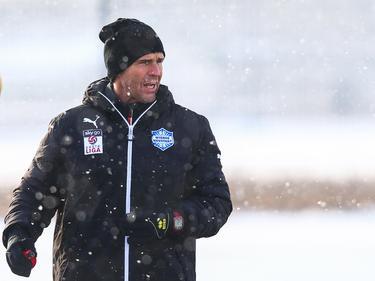 Gerhard Fellner ist zurück im Profifußball
