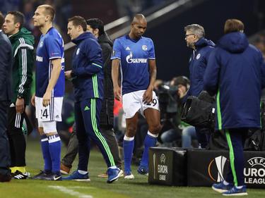 Naldo wird Schalke 04 vorerst fehlen