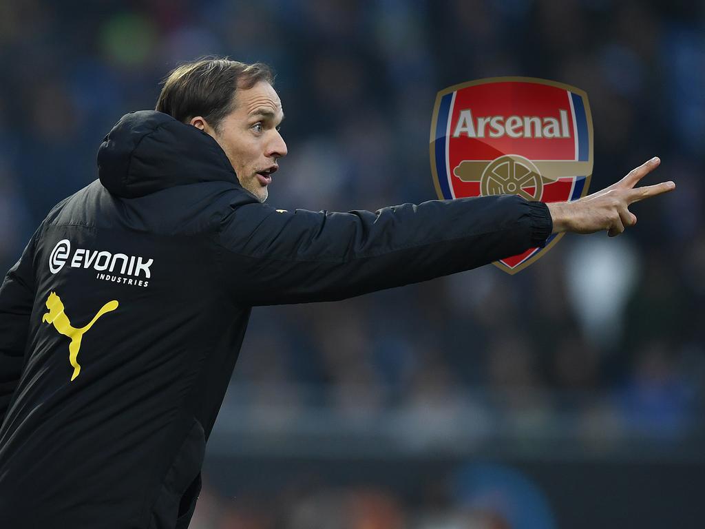 Arsenal dementiert Anfrage an BVB-Coach-Tuchel