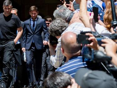 Der Einspruch von Lionel Messi gegen das Urteil des Landgerichts von Barcelona ist zurückgewiesen worden