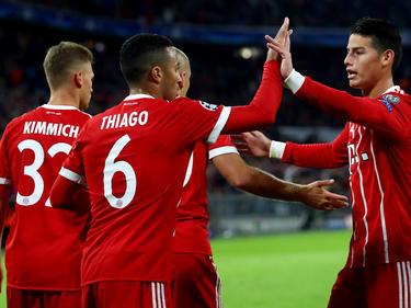 Bayern München feiert einen glanzlosen Sieg gegen Anderlecht