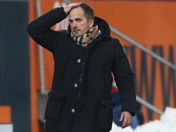 Will auf Schalke den knapp verpassten Heimsieg gegen Hertha vergessen machen: Manuel Baum