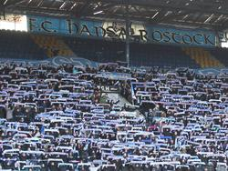 Die Fans von Hansa Rostock hoffen auf Verstärkungen