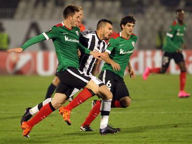 El Athletic lidera su grupo con seis puntos, pero recibirá al colíder de la llave. (Foto: Imago)