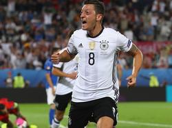 Mesut Özil bei der EM 2016