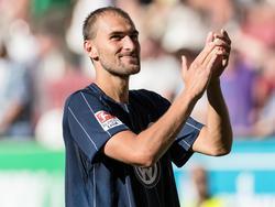 Am Wochenende spielte Dost ein letztes Mal für den VfL Wolfsburg