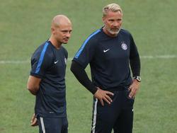 Nestor El Maestro steht fortan Austria-Coach Thorsten Fink zur Seite
