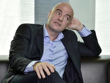 Gianni Infantino ärgert sich über die Kritik von Joachim Löw