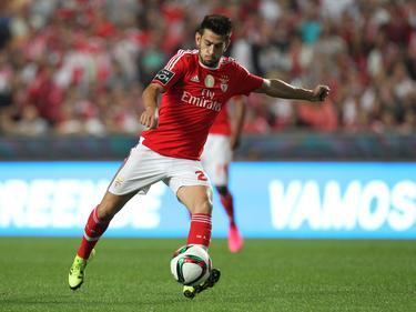 Pizzi lideró la goleada del Benfica con un doblete. (Foto: Getty)