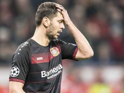 Aleksandar Dragović erlebte gegen Madrid einen rabenschwarzen Abend