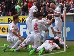 Köln feierte, was das Zeug hält