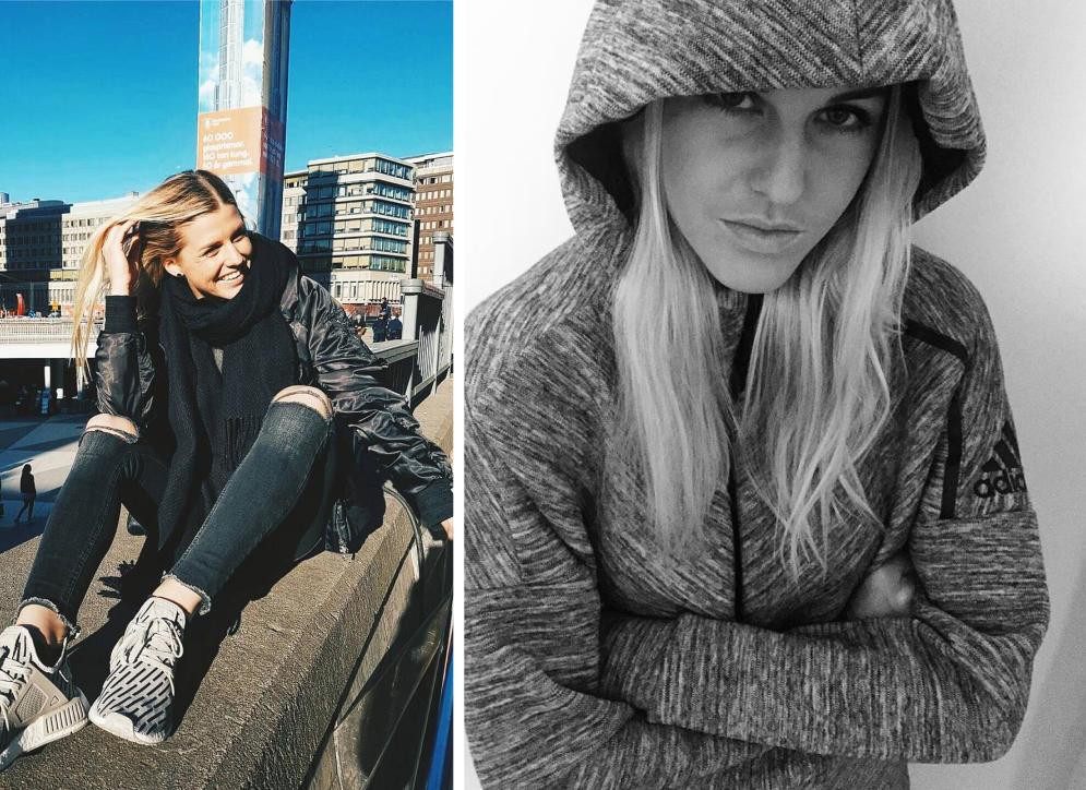 Olivia Schough - Schweden