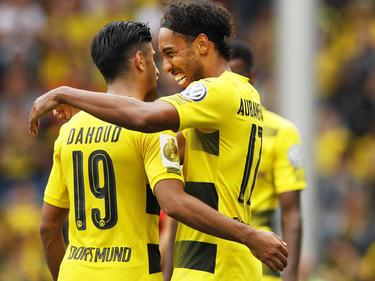 El Dortmund estará en la siguiente ronda sin mayores problemas. (Foto: Getty)