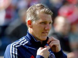Bastian Schweinsteiger wurde von den Fans zum Kapitän gewählt