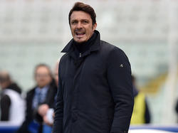 Massimo Oddo ist neuer Coach in Udine