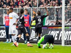 Fabrice Picault (9) erzielte beide Tore