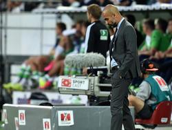 Pep Guardiola verpasst auch im dritten Anlauf den Supercup-Sieg