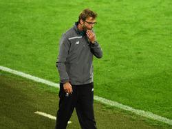 Klopp verlor das Europa-League Finale mit Liverpool