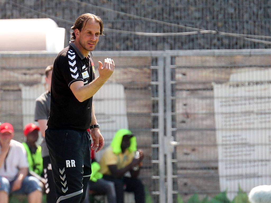 Rüdiger Rehm hat das nächste Talent nach Großaspach gelockt
