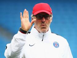 """Laurent Blanc sagt in Paris """"Au revoir"""""""