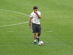Jogi Löw sucht nach seinem Matchplan gegen Italien