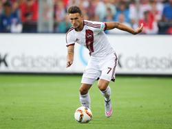 Danny Blum soll die Offensive von Eintracht Frankfurt verstärken