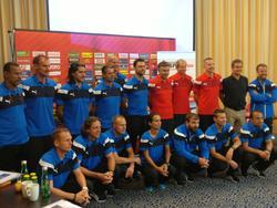 Die UEFA Pro Diplom Klasse 2016/2017