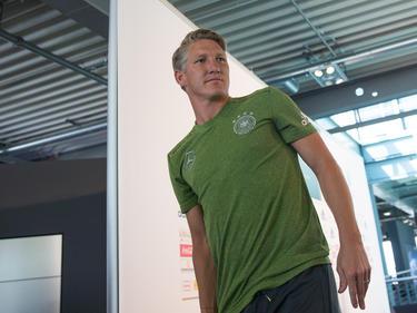 Bastian Schweinsteiger wird ein letztes Mal in der DFB-Elf aufgestellt