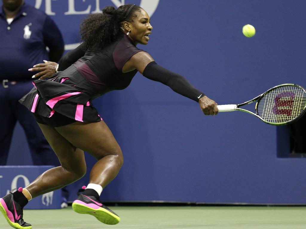 Serena Williams gewann problemlos ihr Erstrunden-Match bei den US Open