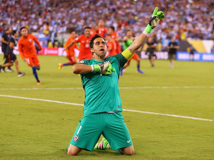 Con su selección ganó las dos últimas ediciones de la Copa América. (Foto: Getty)