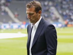 Markus Weinzierl hat es auf Schalke derzeit nicht leicht