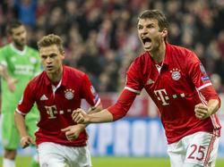 Die Bayern überrollen Eindhoven und dürfen wieder jubeln