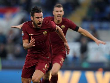 La Roma sigue segunda una jornada más. (Foto: Getty)