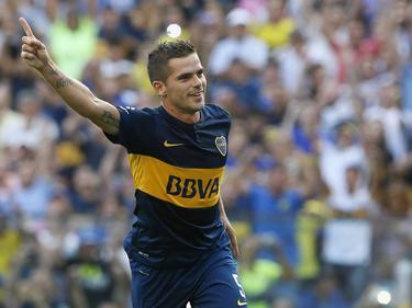 Fernando Gago hofft auf den nächsten Erfolg gegen River Plate