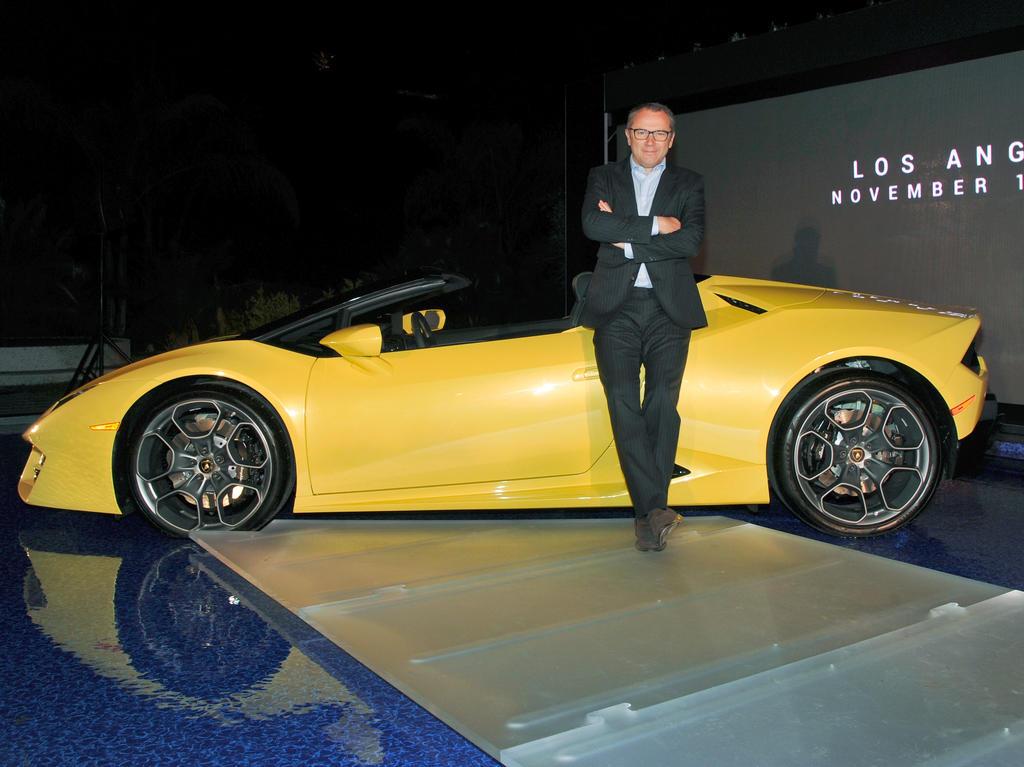 Stefano Domenicali dementiert einen Einstieg von Lamborghini