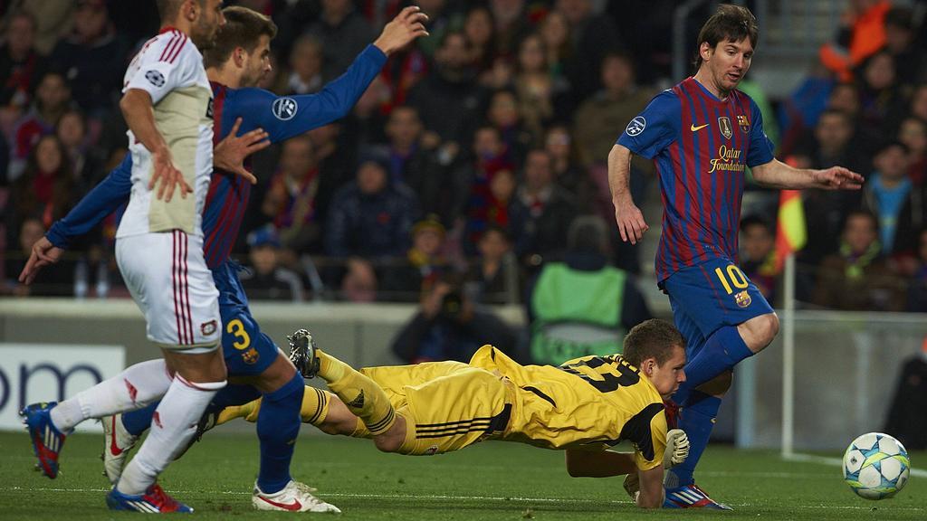 Leverkusens Messi-Schock