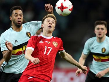 Viele Tore zwischen Russland und Belgien